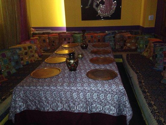 Glyfada, Grecia: A taste of India in Athens