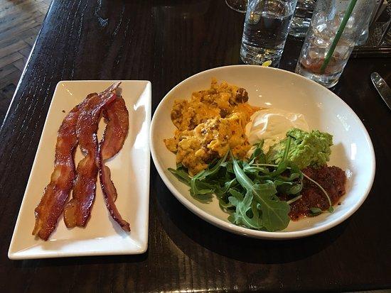Posana: Fantastic breakfast!