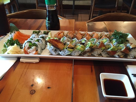 KOKO! Share Bar: Delecious rolls