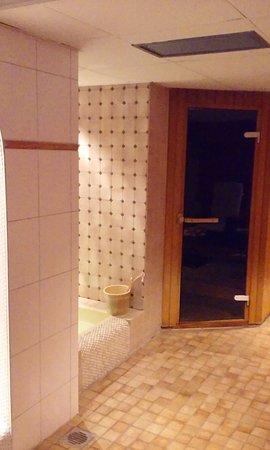 Hotel Obertor: Sauna