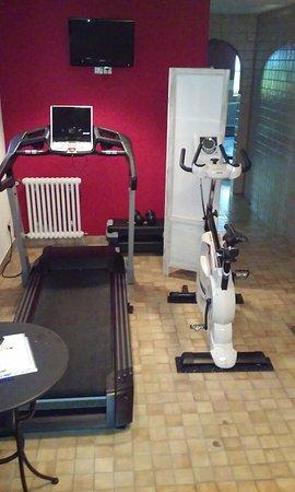 Hotel Obertor: Fitness