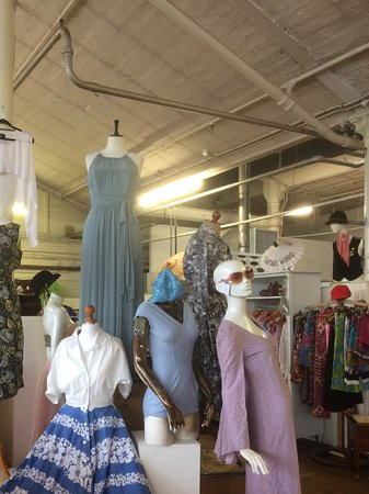 The Vintage Emporium at Pear Mill
