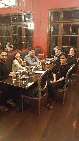 Miravida Soho Hotel and Wine Bar: The great staff!