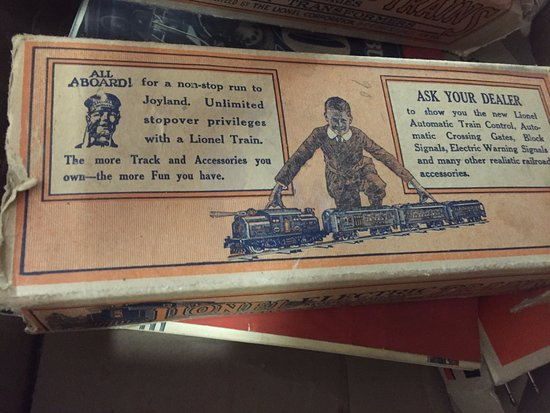 Cold Spring, NY: In the Box Train Sets