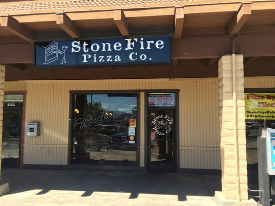 ‪‪Clearlake‬, كاليفورنيا: Stone Fire Pizza Co‬