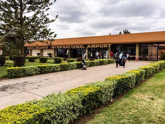 Kilimanjaro Region, Tanzanie : Arriving at Kilimanjaro International Airport