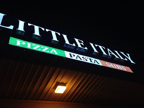 Bartlett, TN: Little Italy Pizza