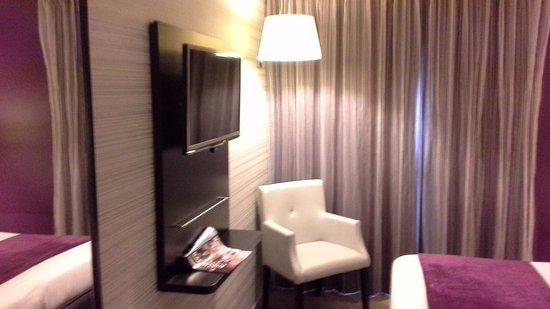 BEST WESTERN Allegro Nation: TV con cable en un ambiente acogedor.