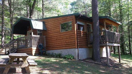 Waterville, Pensilvanya: Squirrel 's Nest Cabin