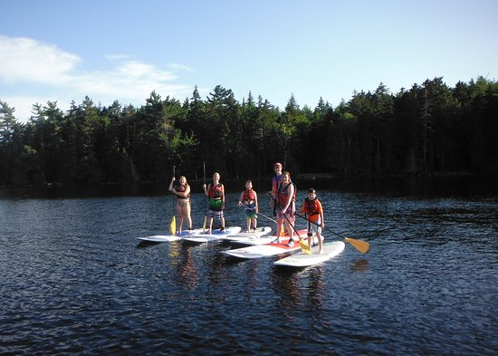 Acadia Stand Up Paddleboarding: Great for all all ages!