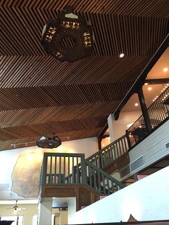 Upper Room Picture Of Alamo Cafe San Antonio