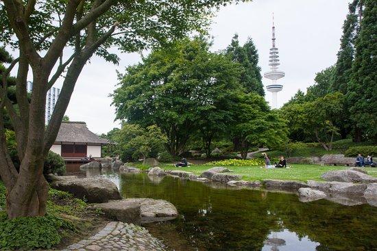 Im Japanischen Garten Picture Of Planten Un Blomen Hamburg