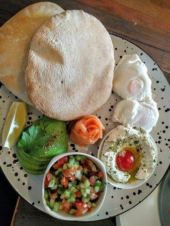 Shenkin Kitchen: Big Israeli Breakfast