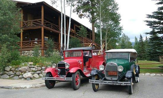 Grand Lake Lodge: 20160731_161123_large.jpg
