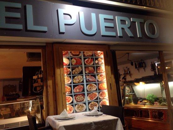 Restaurante marisqueria el puerto picture of restaurante marisqueria el puerto benidorm - Restaurante el puerto benidorm ...