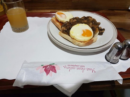 Murray Valley Motel: A hearty breakfast and not over priced