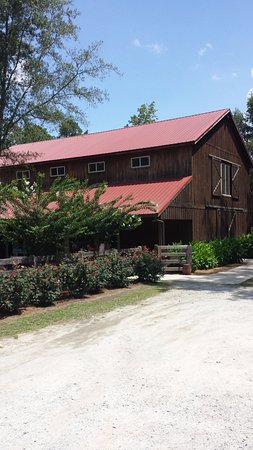 Eatonton, Джорджия: Crooked Pines Farm Grounds