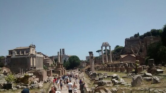 Forum Romain (Foro Romano) : IMG_20160731_140831655_large.jpg