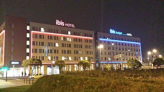 Ibis Budget Krakow Stare Miasto: 20151020_210642_large.jpg