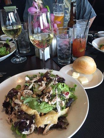 Beverly Hills, MI: Traditional dried cherry Chicken salad...