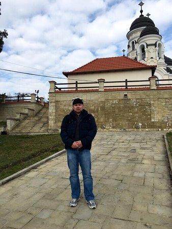 Capriana, Moldova: Каприянский монастырь