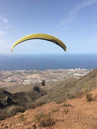 Tenerife Parapente.com: Начало пути.