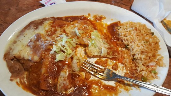 Green Valley, AZ: El Rodeo Mexican Food