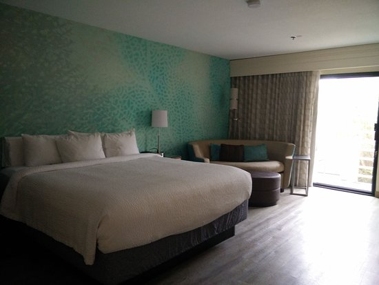 Courtyard San Diego Del Mar/Solana Beach: Room