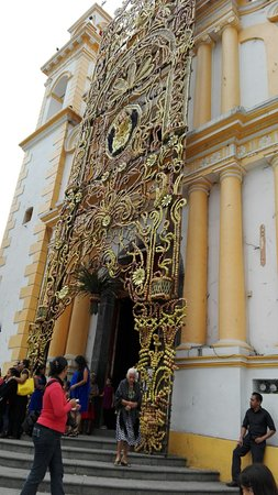 Xico, Mexico: Parroquia de Santa María Magdalena