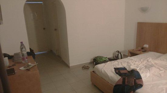 Hotel Club President: bungalow room (tunsian village)