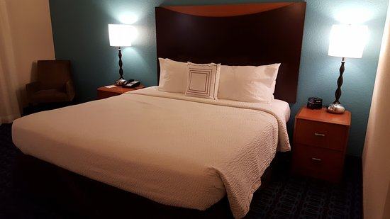 Fairfield Inn & Suites Melbourne Palm Bay/Viera: King room
