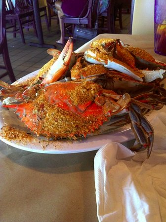 Cumberland, MD: Blue Crabs