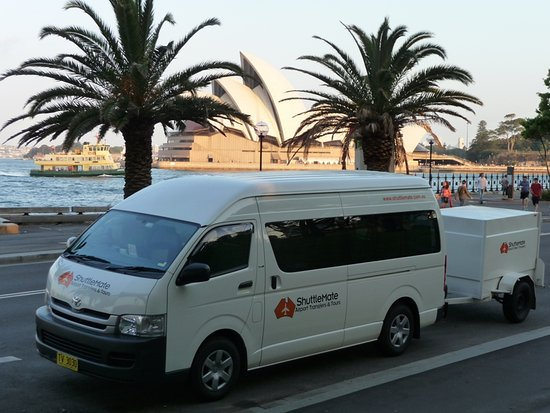 ShuttleMate Airport Transfers & Tours
