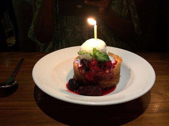 Nick S Manhattan Beach Warm Er Cake
