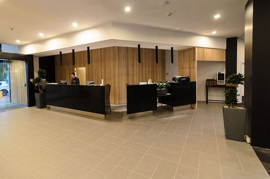 The Thorndon Hotel Wellington by Rydges: Reception