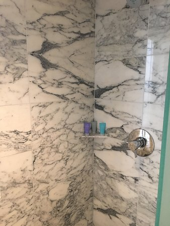 The Dupont Circle: Shower Area