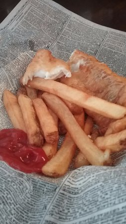 Pete's Fish and Chips: fish and chips
