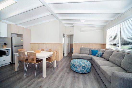 Huskisson, Australia: Beachcomber Cabin Interior