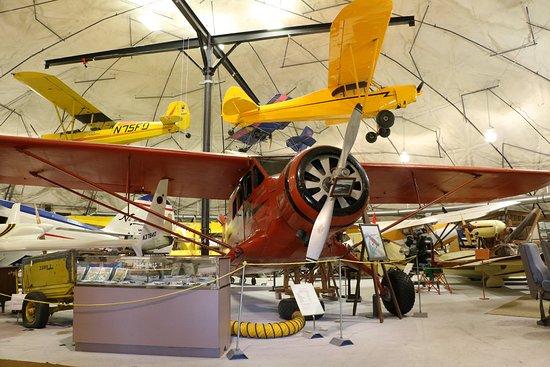 Pioneer Park: Air museum
