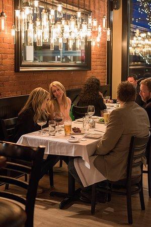 Ballston Spa, NY: patrons