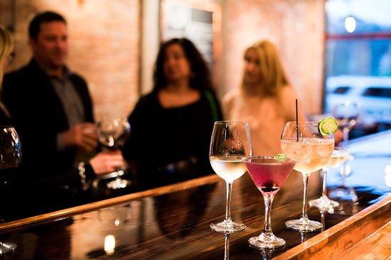 Ballston Spa, Nowy Jork: cocktails