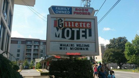 Gillette Motel 이미지
