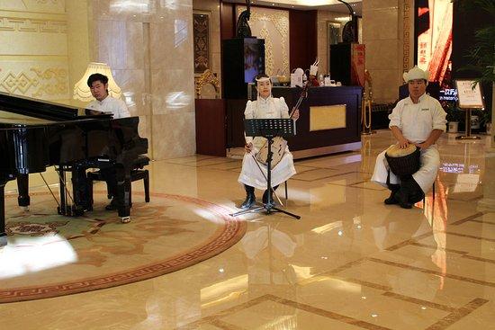 Inner Mongolia Grand Hotel : Lobby