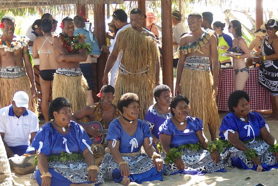 Mamanuca Islands, Fiji: danses et chants