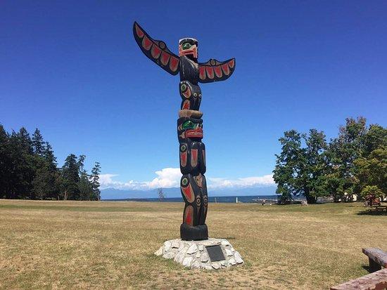 Nanaimo, Canadá: Totem Pole
