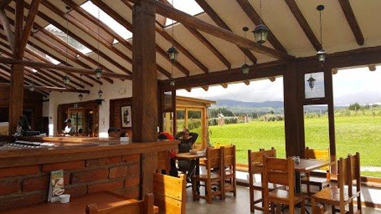 Machachi, Ekwador: Pizzería El Hornero