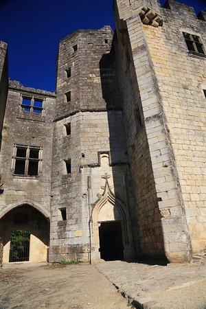 Château de Rauzan, Gironde, Aquitane, France
