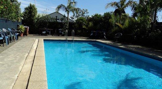 Kaitaia, Nueva Zelanda: Swimming Pool