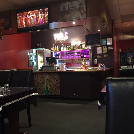 Whanganui, Yeni Zelanda: It was tasty. Visit on a Monday night so not the most crowded of evenings but still good. Good s