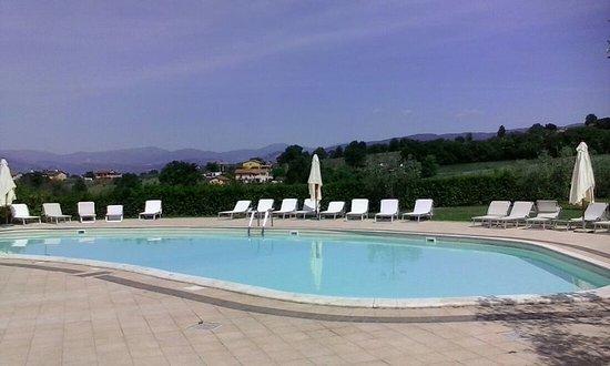Agriturismo Regno Verde: piscina